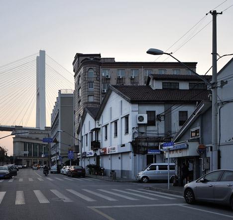前身是黑幫大老的閣樓倉庫 與上海外灘為鄰的辦公室 Naturalbuild