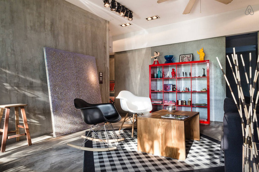 Designer Loft Bangkok Silom_1