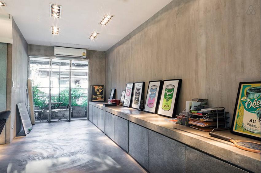 Designer Loft Bangkok Silom_10