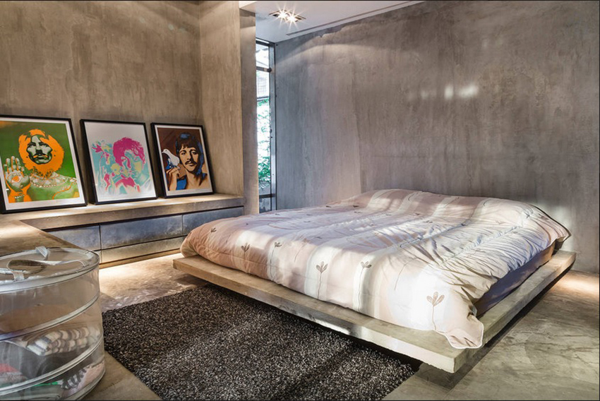Designer Loft Bangkok Silom_11
