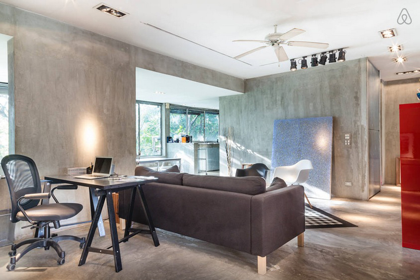 Designer Loft Bangkok Silom_4