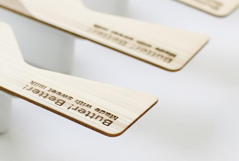 野餐必備!超聰明的不沾手奶油刀 by 韓國設計師 Yeongkeun Jeong