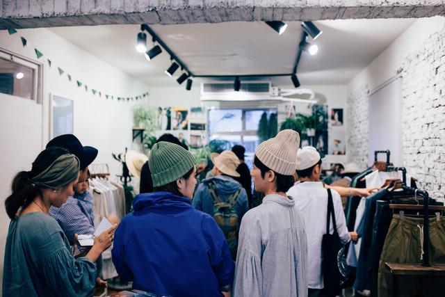 以冥想為題,SYNDRO 2016 春夏系列新品發表:品牌主理人 Shinway 專訪