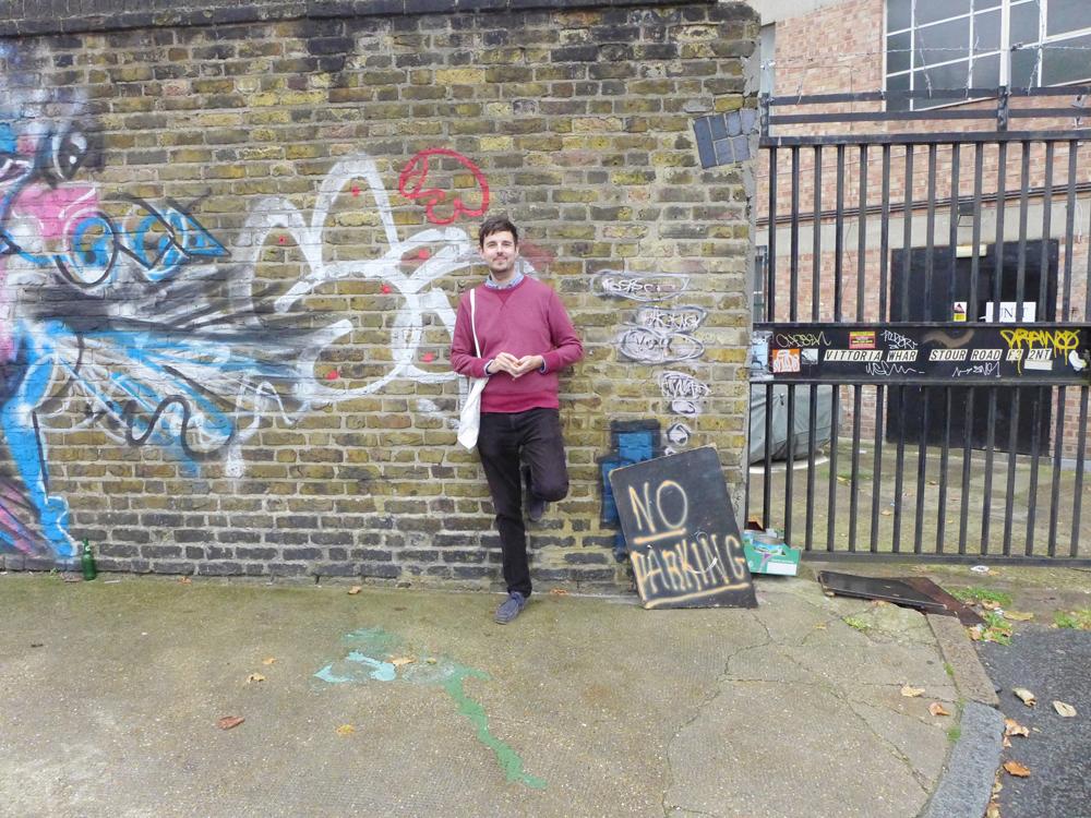 走進倫敦藝術家 Adam Doughty 工作室