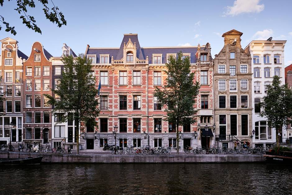沿著運河探索阿姆斯特丹 Herengracht 歷史:The Hoxton Amsterdam 設計旅館