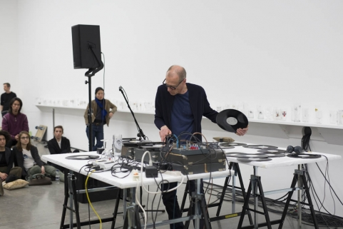Christian Marclay_WHITE CUBE