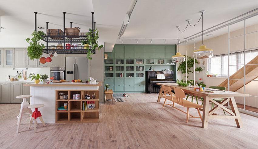 HAO Design 好室設計:在家裡打造屬於自己的兒時遊樂園