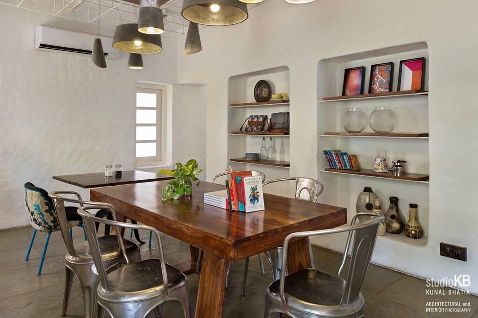 小客廳裡的藝廊:印度亞美達巴德 The Project Café