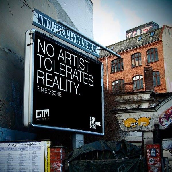 柏林數位藝術節 Transmediale + CTM 直擊(上):數位科技的全球性衝擊