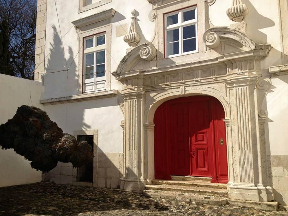 尋訪十五世紀宮殿美學:里斯本 Palácio Belmonte Hotel