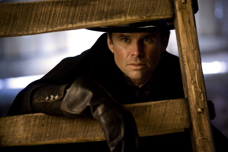 WALTON GOGGINS stars in THE HATEFUL EIGHT. Photo: Andrew Cooper, SMPSP © 2015 The Weinstein Company. All Rights Reserved.
