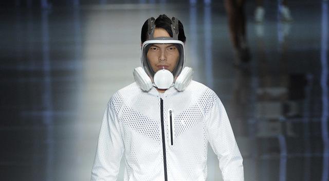 「霾害時尚」,希望永遠沒有這種流行的一天
