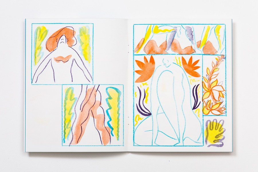 Published by and available through Hato Press, 18x23cm. Images Source: William Edmonds
