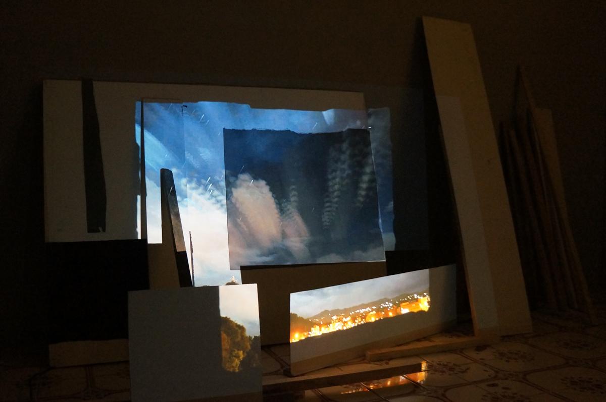 Improvisation #2,Treasure Hill by 岩竹理恵. Image Courtesy of Junya Kataoka & Rie Iwatake.