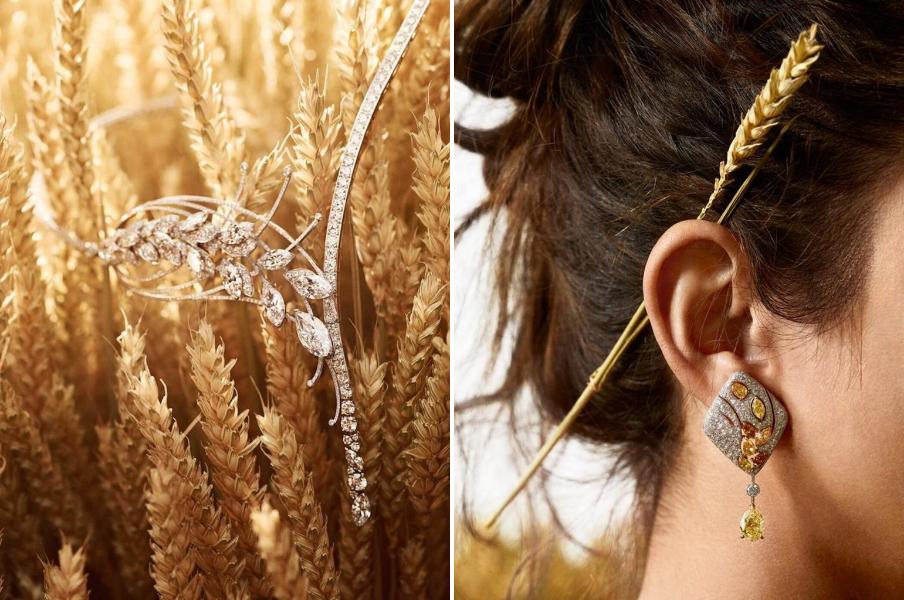 Gabrielle Chanel & Les Blés de Chanel_013