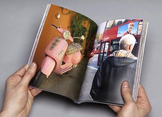 「對奇奇怪怪的人事物感興趣」這個奇妙的愛好,在Toby 收藏的《Berberry》一書展露無遺。